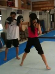 Emmy 公式ブログ/キックボクシング〜っ (`_´)ゞ 画像1