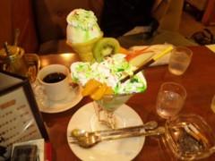 黒崎 翔晴 公式ブログ/【ヨーグルトパフェ】 画像1