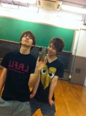 臼杵寛 公式ブログ/ダンス!!L.A.F.U. Tシャツ☆ 画像2