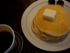 静 公式ブログ/パンケーキって・・・。 画像2