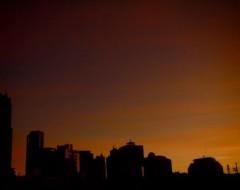 静 公式ブログ/空色、朝色、東京色。 画像1