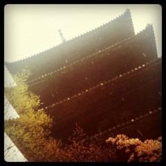 静 公式ブログ/ココは京都です。 画像1