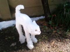 静 公式ブログ/雪猫☆ 画像2