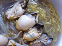 進藤学 公式ブログ/牡蠣の無駄使い… 画像1