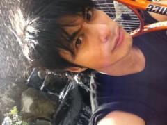 進藤学 公式ブログ/テニス遊びで… 画像1