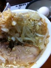 進藤学 公式ブログ/生卵をポルり!! 画像1