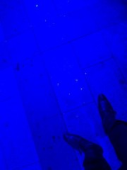 進藤学 公式ブログ/青い光の… 画像2