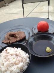 進藤学 公式ブログ/肉飯… 画像1