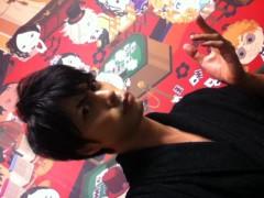 進藤学 公式ブログ/謎のバスローブの男… 画像1