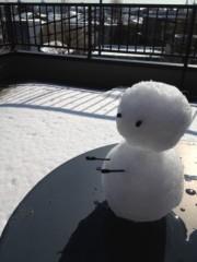 進藤学 公式ブログ/雪が積もるとやってくる… 画像2