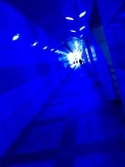 進藤学 公式ブログ/青い光の… 画像1