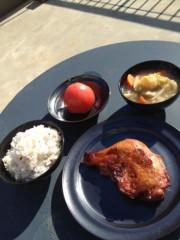 進藤学 公式ブログ/遅めの朝飯は… 画像1