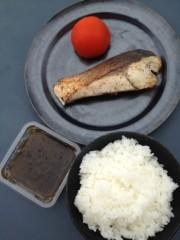 進藤学 公式ブログ/本日の朝飯〜♪♪ 画像1
