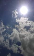 鈴田望 公式ブログ/秋晴れの満月 画像1