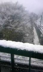鈴田望 公式ブログ/大雪w(☆o◎)w  画像2