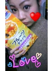 鈴田望 公式ブログ/栄養補給☆☆ 画像1