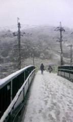 鈴田望 公式ブログ/大雪w(☆o◎)w  画像1