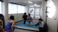 AYU 公式ブログ/撮影便り 画像1