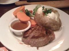 有宗麻莉子 公式ブログ/お肉お肉 画像1