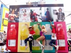 有宗麻莉子 プライベート画像/GLACEAU vitamin water PRイベント ルンルン