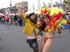 有宗麻莉子 プライベート画像/鳩ケ谷フェスタ現場レポート ダンサーさんに交じって