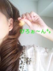 笹田道子 公式ブログ/☆耳毛デビュー☆ 画像3