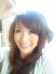 笹田道子 公式ブログ/☆まえがみが☆ 画像2