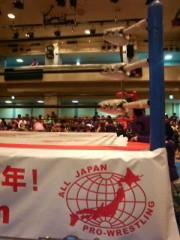 笹田道子 公式ブログ/☆全日・後楽園ホール☆ 画像1
