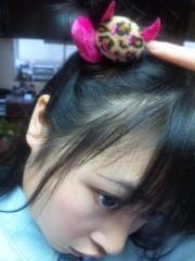 眞田貴恵 公式ブログ/デビル♪♪ 画像1
