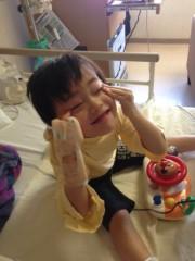 野崎史湖 公式ブログ/龍之介 緊急入院していました。 画像2