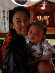 野崎史湖 公式ブログ/お祭り 画像2