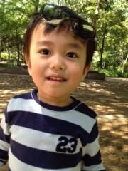 野崎史湖 公式ブログ/保育園で遠足行ったよ 画像2