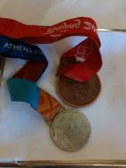 野崎史湖 公式ブログ/メダルの重み 画像2