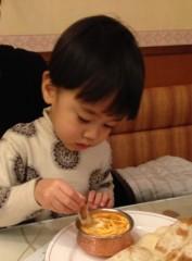 野崎史湖 公式ブログ/左利きの息子の対処法。 画像1