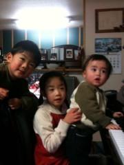 野崎史湖 公式ブログ/子供を預けて… 画像1