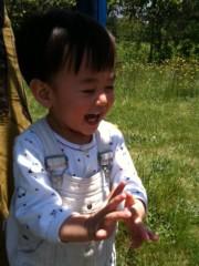 野崎史湖 公式ブログ/5葉のクローバー見つけたよ 画像3
