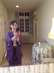 野崎史湖 公式ブログ/英国大使館のトイレ 画像1
