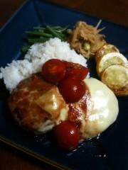 野崎史湖 公式ブログ/ワンプレート料理 画像1