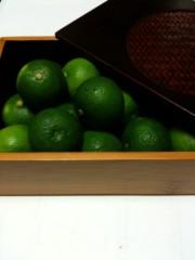 野崎史湖 公式ブログ/すだちの香り 画像1