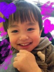 野崎史湖 公式ブログ/多少疲れていますが、私も龍之介も元気です。 画像2