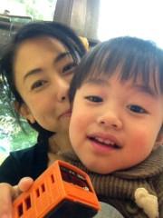 野崎史湖 公式ブログ/多少疲れていますが、私も龍之介も元気です。 画像1