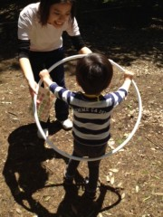 野崎史湖 公式ブログ/保育園で遠足行ったよ 画像1