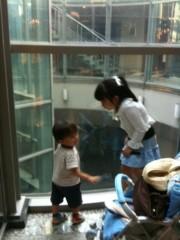 野崎史湖 公式ブログ/子守の子守り 画像1