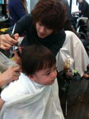 野崎史湖 公式ブログ/散髪 画像1