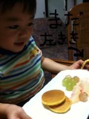 野崎史湖 公式ブログ/お麩を使ったパンケーキ 画像2