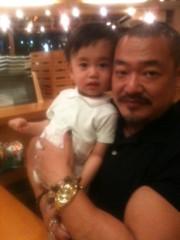 野崎史湖 公式ブログ/男同士で乾杯 画像3