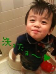 野崎史湖 公式ブログ/昨日の龍之介は…。 画像2