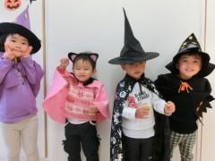 野崎史湖 公式ブログ/ハロウィンでした。 画像2