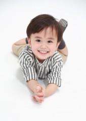 野崎史湖 プライベート画像 RYU2歳。