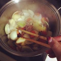 KICO 公式ブログ/料理に挑戦。 画像1